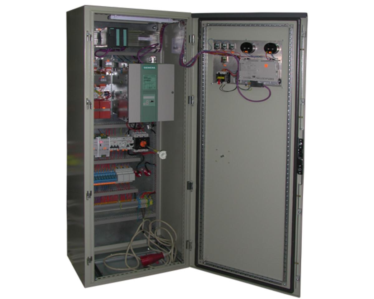 Control of powerful DC motors