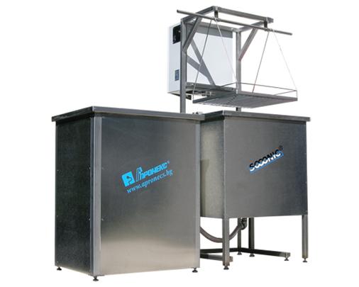 Ultrasonic cleaner SCT 125-1200