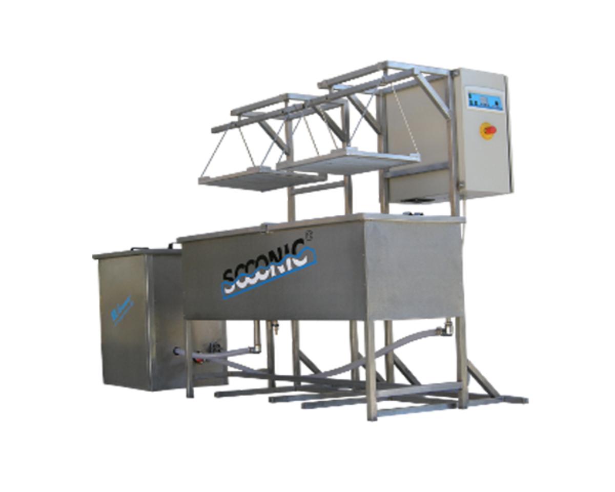 Ultrasonic cleaner  SC 160-2000
