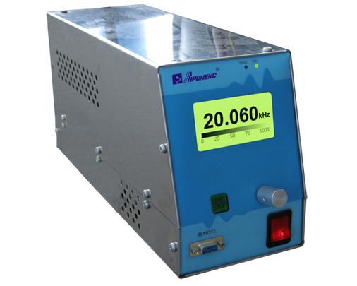 Ultrasonic generators type XC