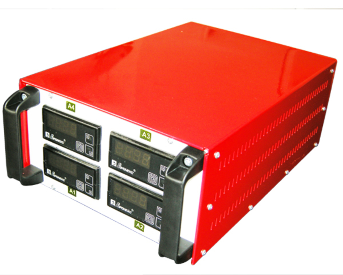 Temperature control systems for injection molding TCS