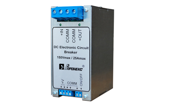Electronic protection DCCB 1442