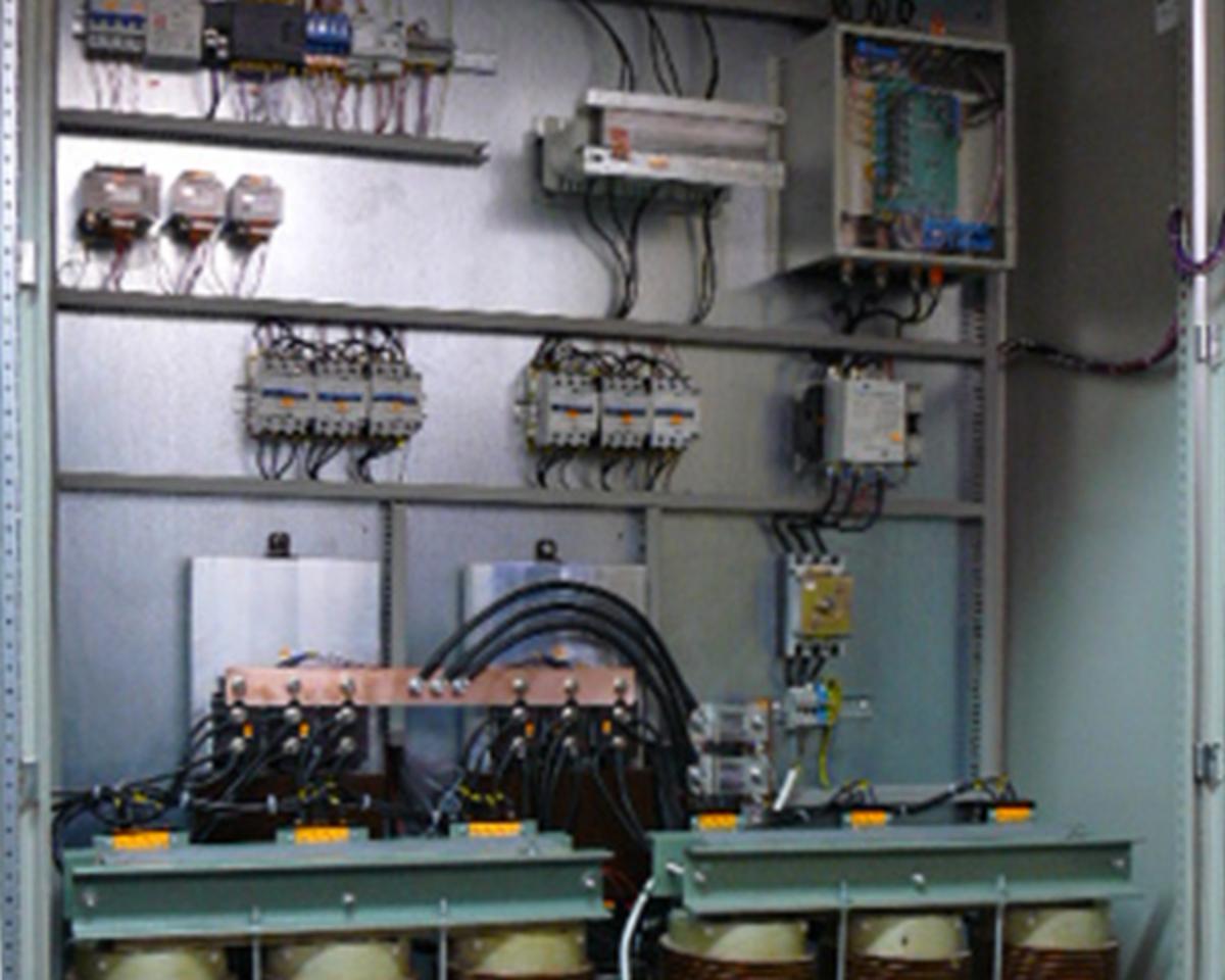 Линия за анодиране и твърдо анодиране на алуминий