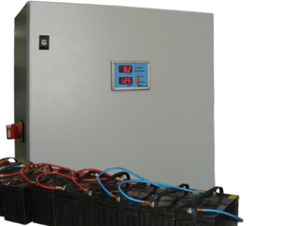 Непрекъсваемо DC захранване AproPower ACC-130/10