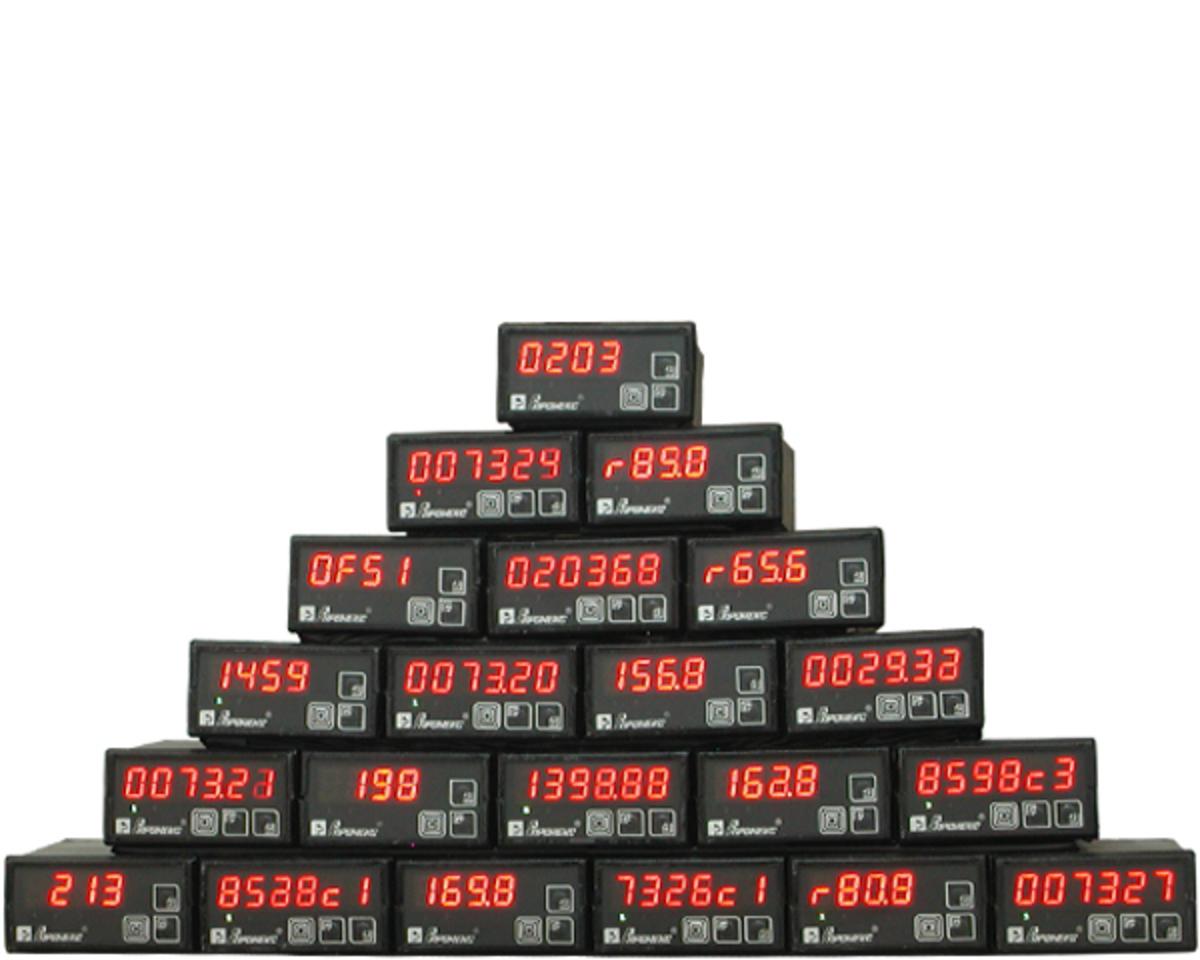 Термометри за терморезистор Pt100