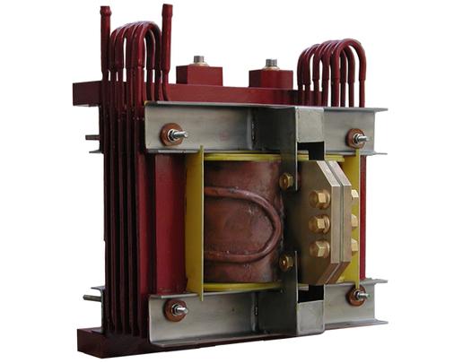 Средночестотни трансформатори