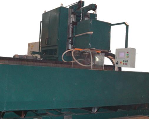 Машина за повърхностно закаляване на направляващи с ТВЧ AproPower GH 160/10