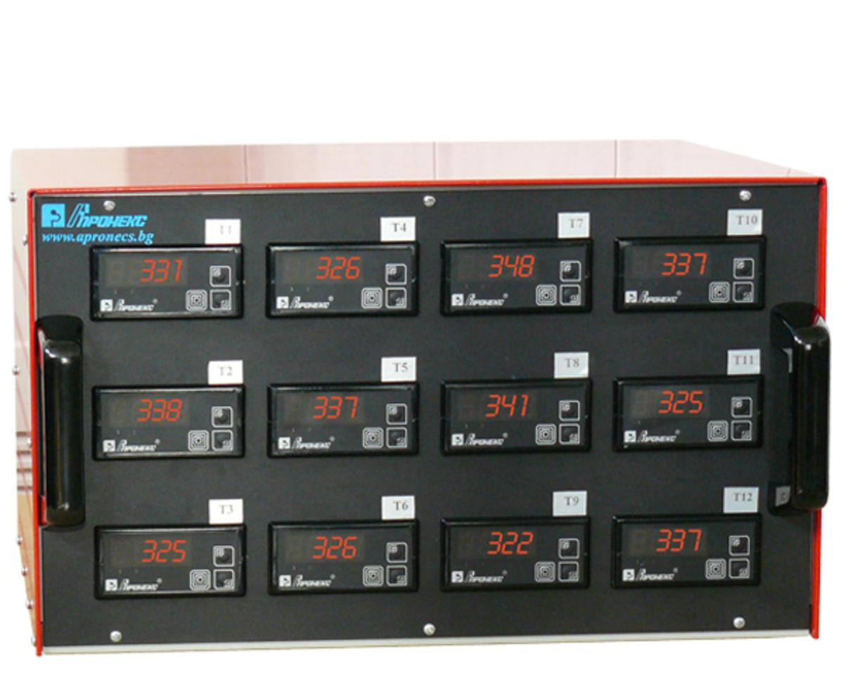 Системи за управление температурата на топлолеякови матрици TCS