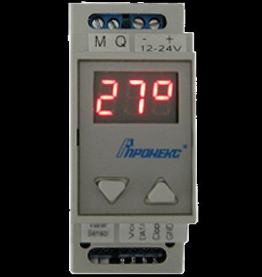 Програмируем контролер за мониторинг на температура, влажност и оросяване