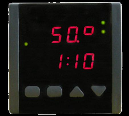 Програмируем контролер за управление на камера за изпичане на прахова боя AL 3 AN1339