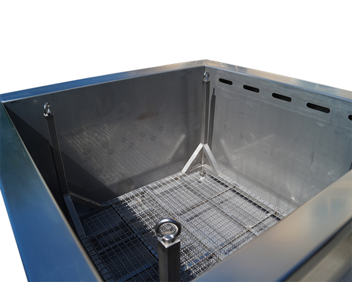 Ултразвукова вана SCT 500/2400
