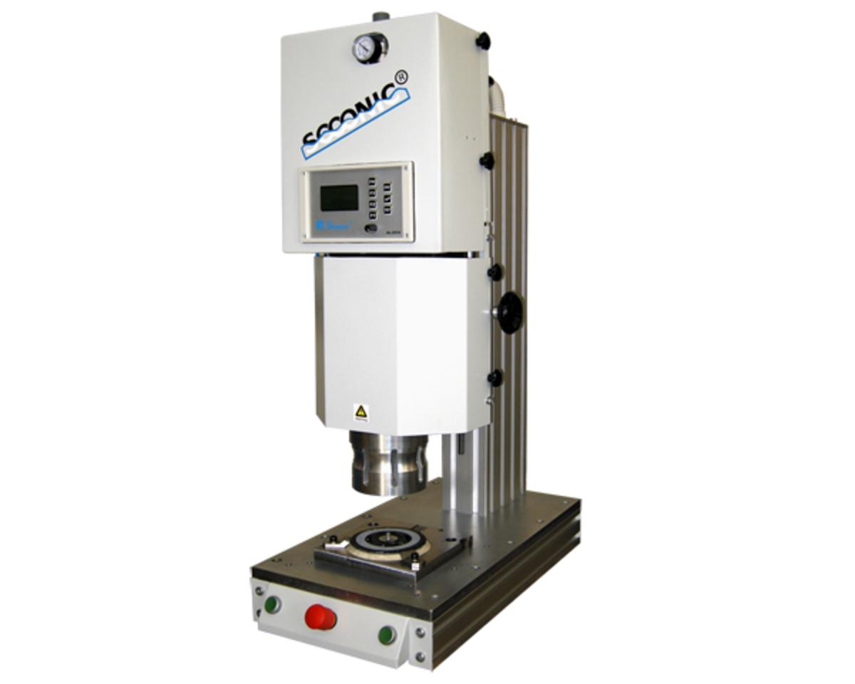 Ultrasonic welding press USP 300