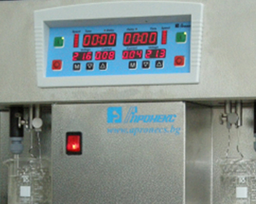 Device for  electrolysis EG 1214