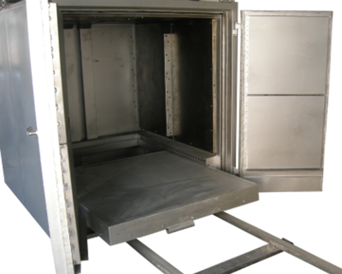 Electric resistance furnace AproTerm M2700
