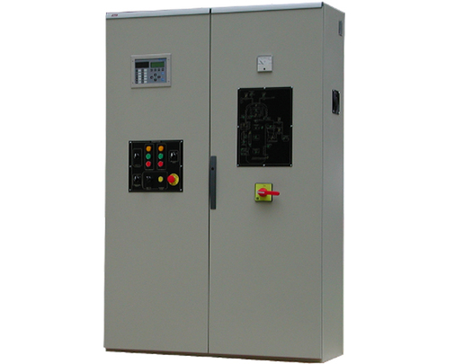 Two-chamber vacuum furnace AproPower VF-2-100